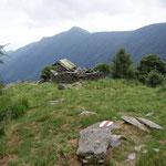 Alpe di Pianaccio 1585 m