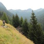 ... proseguiamo per l'Alp de Calvaresc-Sot