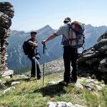 Bocchetta di Vedrign 2260 m