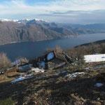 Monti Marcalone 860 m e Lungolago