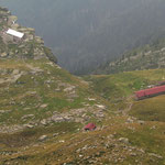 Alpe Albagno e Capanna Albagno