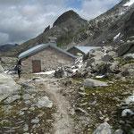 Passo di Lucendro 2532 m