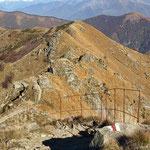 Verso il Monte Lema