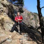 Ritorno all'Alpe di Neggia