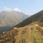 Dal Passo di Pozzaiolo verso il Camoghè