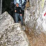 Sentiero Campel Bass - Montogn
