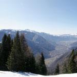 Panoramica dall Alpe di Stabbiello