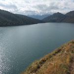 Lago Ritóm 1850 m