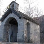 Chiesa ai Monti di Ravecchia
