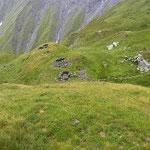 I resti dell'Alpe di Coroi