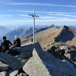 Cima dell'Uomo 2390 m