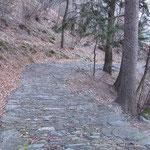 Sentiero Giubiasco - Monti di Ravecchia
