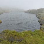 Laghetto vicino al Lago Retico
