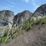 e poi nella Valle d'Arnau