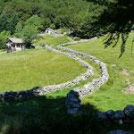Passo della Garina 1076 m