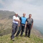 Monte Faierone 1706 m