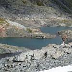Laghit de Val Rossa 2676 m