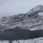 Ober - Surettasee 2272 m e Turrasee 2266 m (Pano)