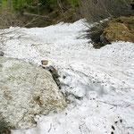 Tanta neve nelle vallette