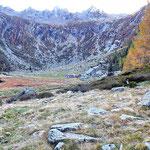 Alp de Poz 1633 m