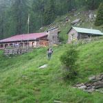 Alp di Fora (Rifugio) 1844 m