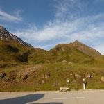 Dall'Alpe di Cruina verso la Scaglia di Corno