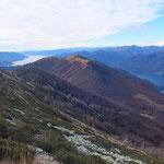 Monte Paglione e Covreto (al centro)