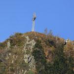 La cima del Sassariente