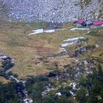Alpe di Ninagn con il suo laghetto