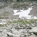 Alpe sotto il Pizzo di Claro 2450 m