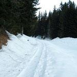 Sentiero Nante - Segna