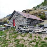 Alpe di Negrös 1799 m (Rifugio)