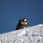 L'uomo di sasso del Monte Ferraro (Foto by Ale)