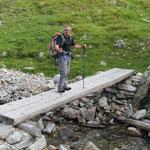 Ponte sopra il Rià di Pianca Geneura