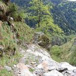 Sentiero Solgone - Pontirone
