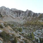 Salita dall'Alpe di Cadinetto 1828 m