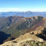 Alpe di Neggia e Monte Gambarogno