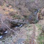 Sentiero per i Monti di S. Abbondio