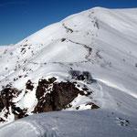 Passo d'Agario e Monte Pola