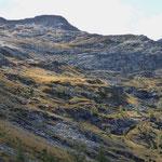 Dal sentiero verso l'Alpe Cornavòsa