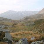 Passo dello Spluga (verso Cerfui) 2113 m