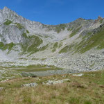 Lago di Sabbioni 2315 m