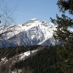 Gaggio dal sentiero Vatiscio - Alpe di Stabbiello