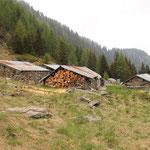 Alp di Rescignaga 1613 m