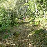 Sentiero Cortaccio - Rifugio Al Legn