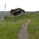 Capanna Motterascio 2193 m