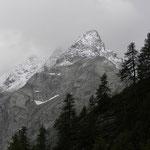 Oltre i 2500 m è arrivata la neve!