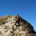 Verso il Monte Tamaro