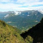Verso il Monte Grona e Monte Pidaggia