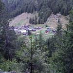 Valbella dal Mot del Scanot 1394 m